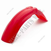 Front fender red Honda R177 CR125 and CR250 from 1993 until 1999