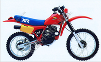 HONDA XR200 1981 to 1983